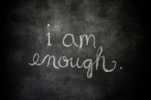 i am enough feature image